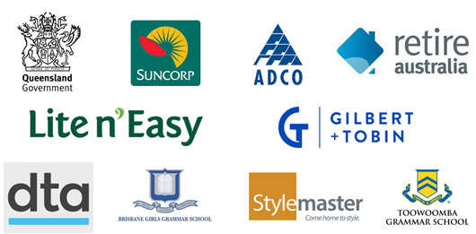 Logos of KND Digital's clients
